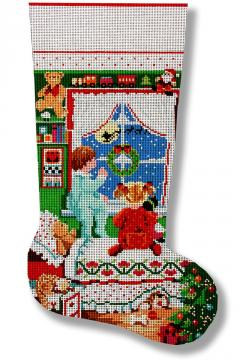 Needlepoint Christmas Stockings | Page 1 of 5