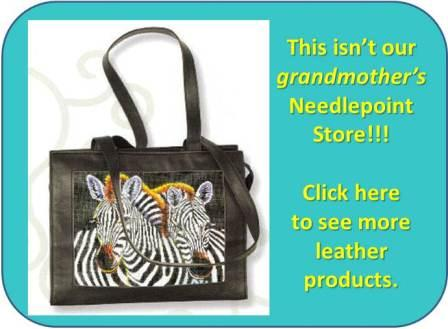 Needlepoint Leather Products