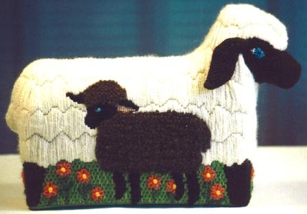 6725 Sheep & Lamb Brick