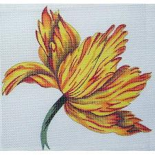 6678 Yellow/Orange Tulip