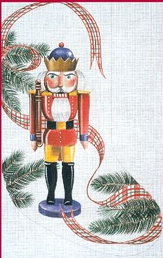 7156 King Nutcracker