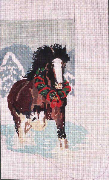 7170 Clydesdale Stocking