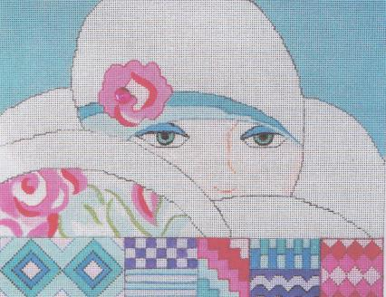 7222 Tapestry Lady