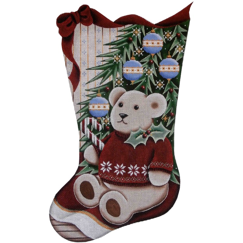 7304 Teddy Bear Christmas