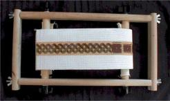 Needlepoint Belt Scroll Frame